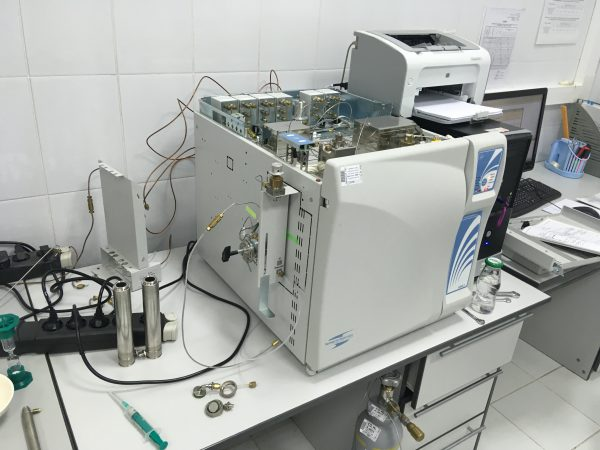 Техническое обслуживание Хроматографов - Фото №2