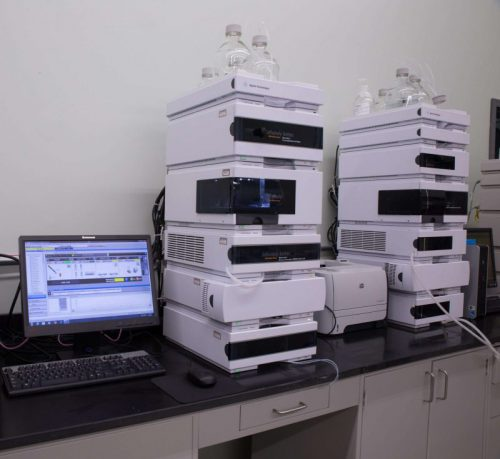 Жидкостные хроматографы