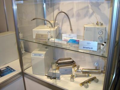 Расходные материалы для газовой хроматографии и реализации методик анализа