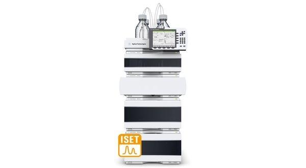 Жидкостный хроматограф Agilent 1290 Infinity