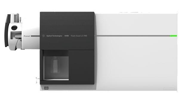 Тандемный квадрупольный масс-спектрометр серии Agilent 6400