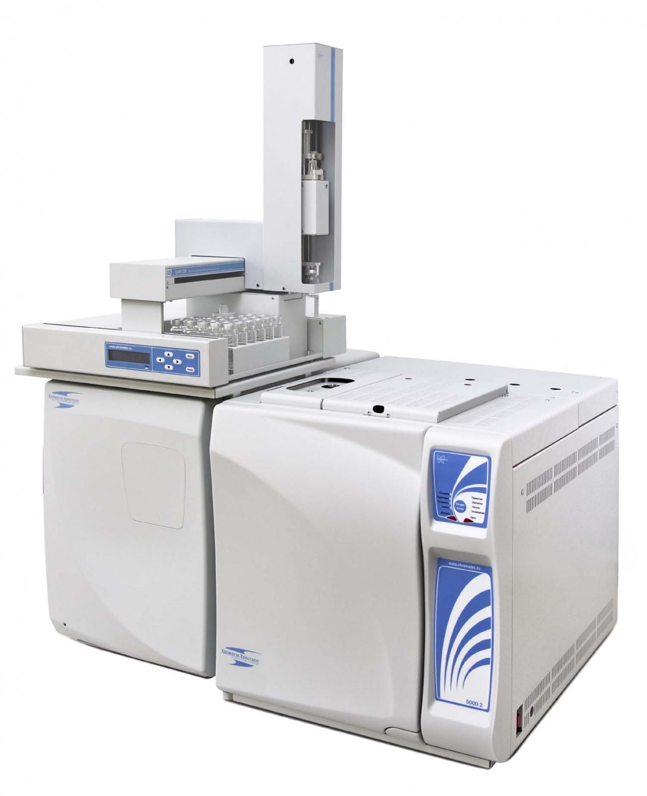 Хромато-масс-спектрометр с МСД Хроматэк