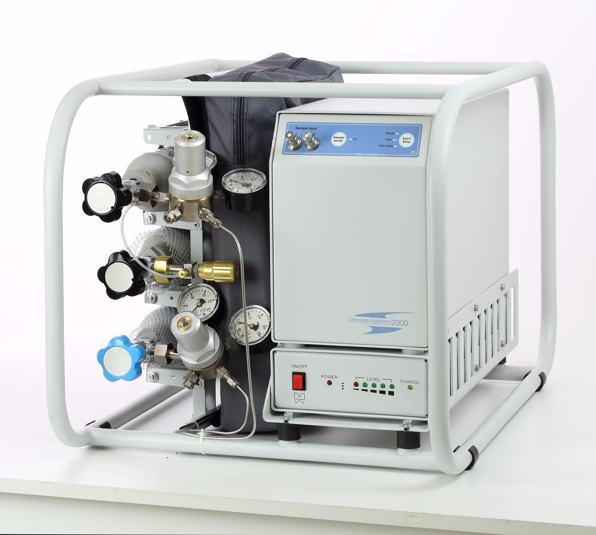 Газовый хроматограф AgilentGC/MS5579В с масс-спектрометрическим детектором