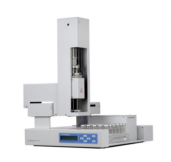 Дозатор автоматический жидкостный для парофазного анализа ДАЖ-2М (3DHS) - Фото №2