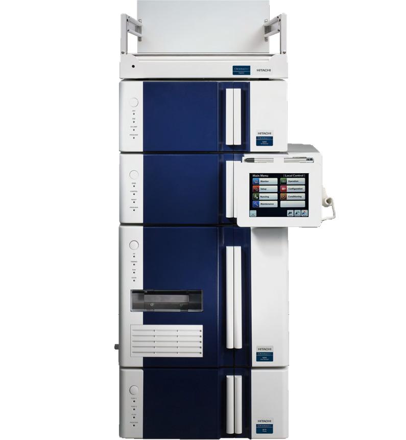 Жидкостный хроматограф Hitachi Chromaster